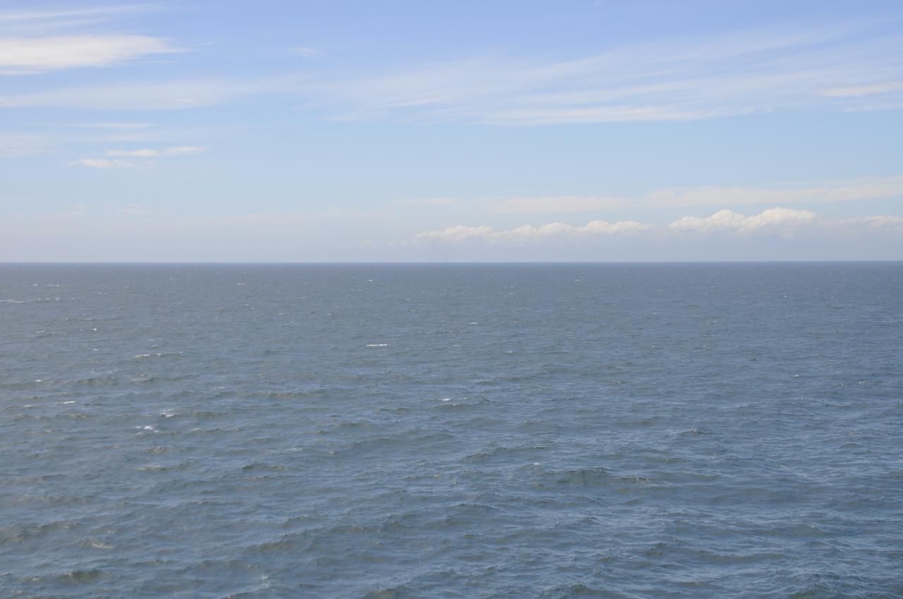 Horizon dégagée