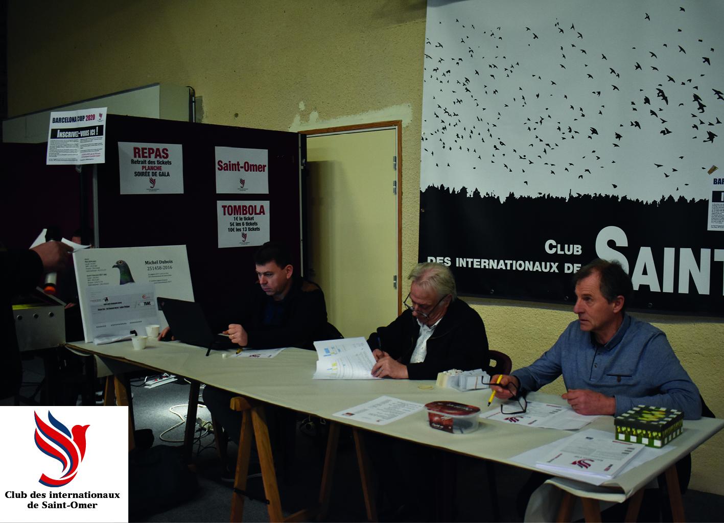 Bénévoles CIF/Saint-Omer - 1er février 2020