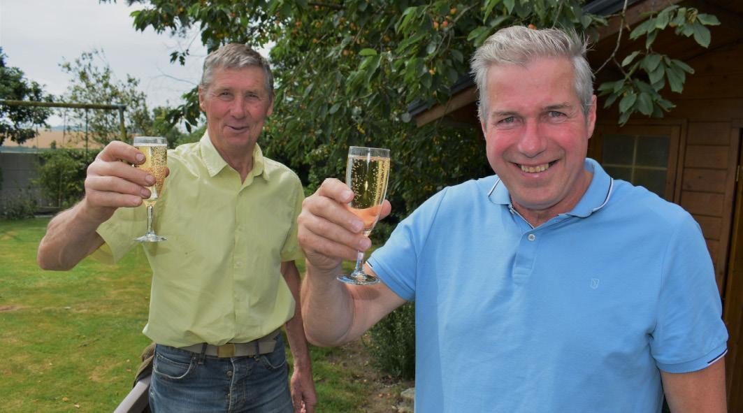 Michel dubois champagne agen y 2019